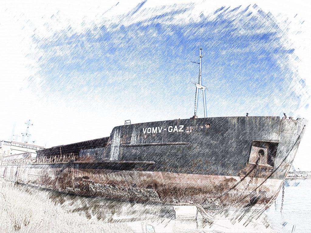 Podcast-Il racconto della nave Russa- Luoghi abbandonati- Fotografia