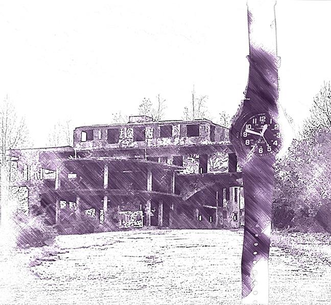Podcast-Le stagioni e le ore migliori per fotografare i luoghi abbandonati - Luoghi abbandonati- Fotografia
